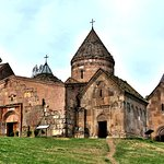 Photo of Goshavank Monastery