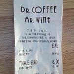 Photo of Dr Coffee & Mr Wine