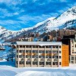 Soleil Vacances Residence New Chastillon