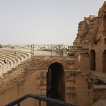Photo of El Jem Amphitheatre