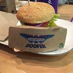 Burger with a doofer