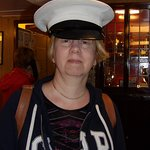 Hello Sailor- Fancy Dress optional!