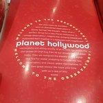 Foto di Planet Hollywood