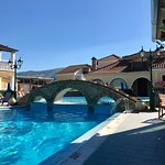 Lovely relaxing pool.