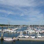 Brest, Port de Plaisance du Moulin Blanc