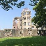 廣島核彈圓頂屋照片