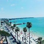 Foto van Juan les Pins Main Beach
