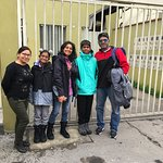 Our day on Lima