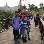 Our family's day trip through Lima!