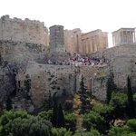 Acropolis of Athens: Entrance
