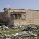 Acropolis of Athens: Erechtheum