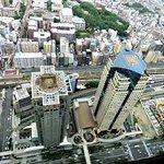 橫濱地標塔大廈照片