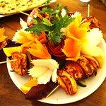 Paneer Tikka ist nicht nur ein Gericht, sondern ein Gefühl, was man feiern kann :)...#Amrit #Pan