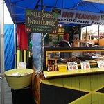 Caribbean Food Stall