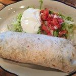 burrito... mas grande!
