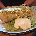 burrito... huge