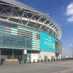 Wembley Arena Pavilion resmi