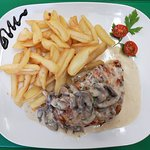 Delicious food at Terasa Europa