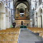 The beauty of Rochester Cathedral