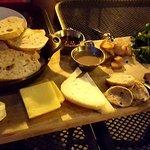 Charcuterie & artisan cheese tray