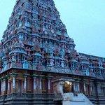 Main vimanam at Thirubhuvanam Sri Kambahareshwarar temple