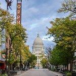 Billede af State Street & Downtown Madison