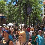 There are tons of great events to take advantage of including our world famous Farmer's Market!