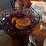 Alcoholic punch bowl