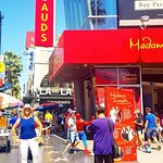 Madame Tussauds Hollywood resmi