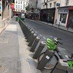 Photo of Velib' Paris