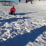 actividades en la nieve divertidas