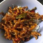 Crispy Chilli Beef (takeaway)