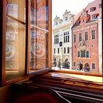 Vista desde el café Mozart