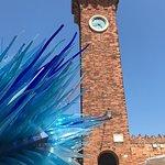 Torre dell'Orologio di Murano in Campo Santo Stefanoの写真