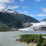 Foto de Mendenhall Glacier Visitor Center