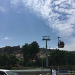 Aerial Tramway in Tbilisiの写真