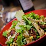 Nuestra deliciosa Salad House