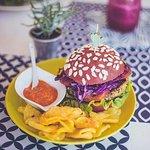 Foto de Happy Cactus Bio Shop & Vegan Food