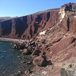 Photo of Red Beach