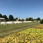 British War Cemetery resmi