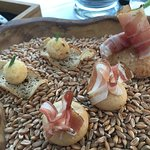 Ristorante Culinaria im Farmerkreuz Foto
