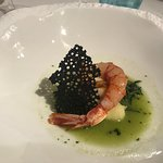 seafood tasting menu course 3
