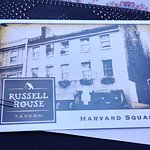Russell House Tavernの写真