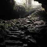 Ape Cave Lava Tubesの写真