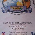Foto van Dagwood's Deli & Sports Bar