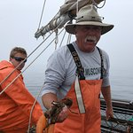 A foggy, yet awesome sail with Sail Muscongus