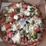 Ultimate Veggie Pizza
