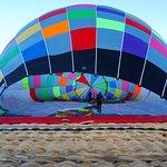 Фотография Полет на воздушном шаре Skyball
