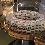 A million at the Money Museum