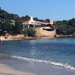 Billede af Spiaggia del Piccolo Pevero